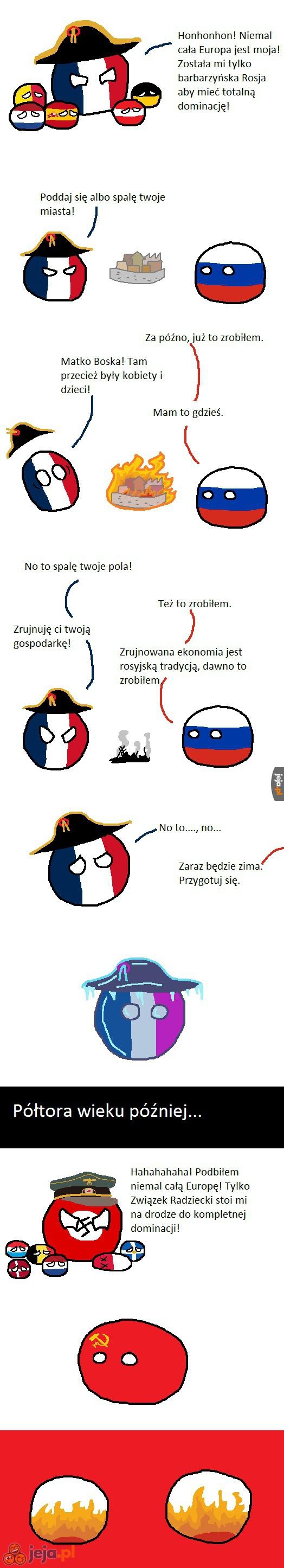 Rosyjska taktyka wojenna