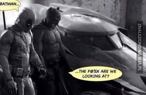 Batman i Deadpool
