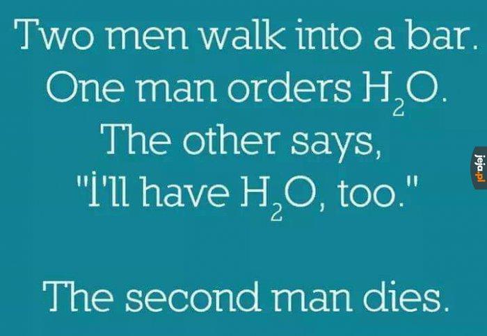 Chemiczno-angielskie śmieszki