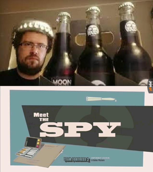 Mamy szpiega