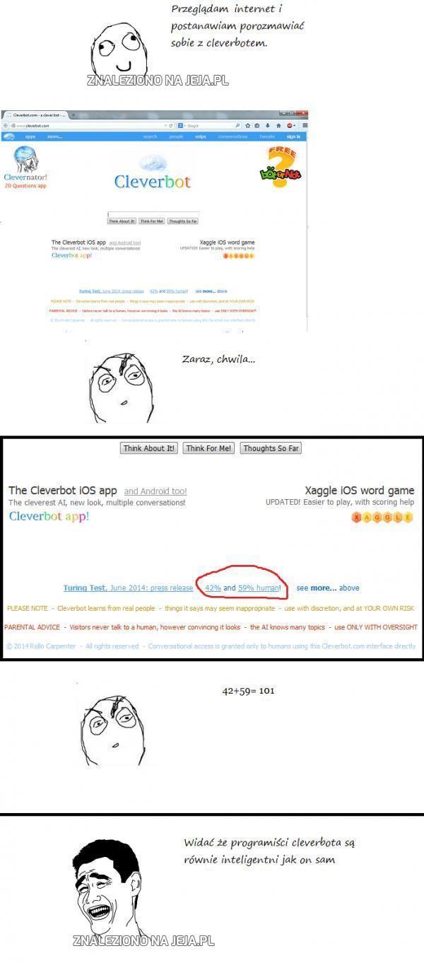 Programiści Cleverbota