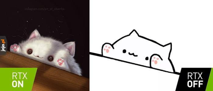 Widzisz różnicę?
