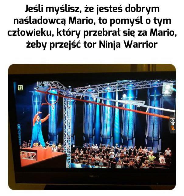 Prawdziwy fan Mario
