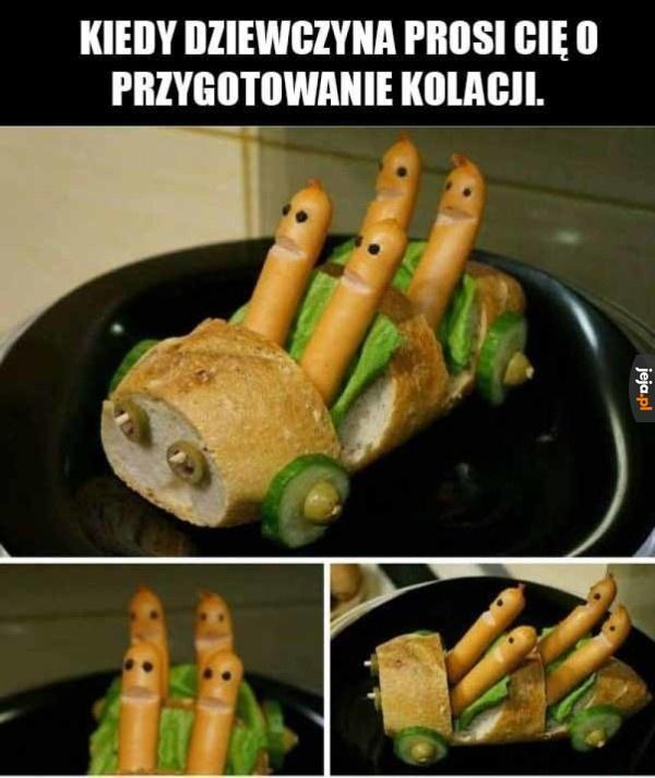 Idealne kanapki