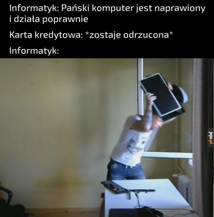 I po komputerze