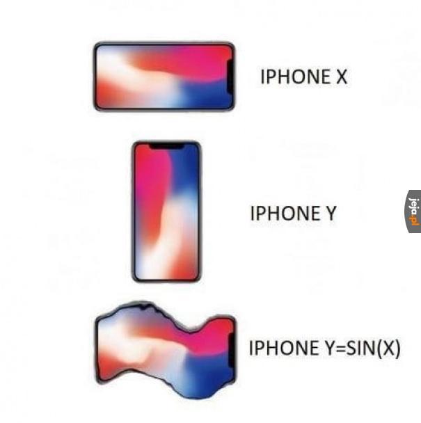 Zupełnie nowy iPhone