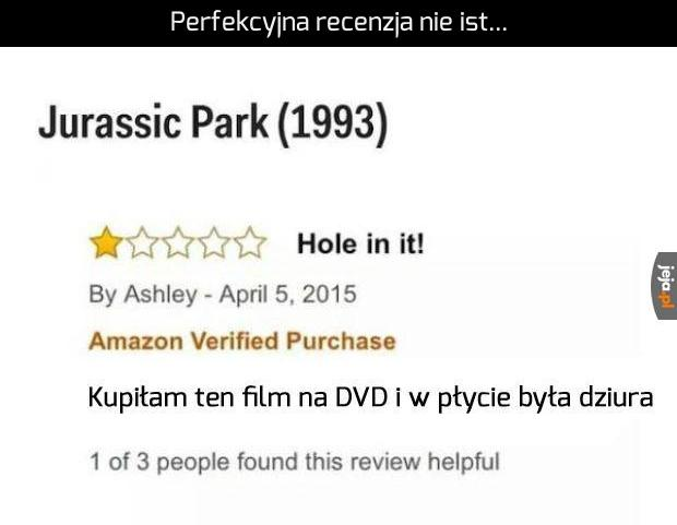 Czy Wy też macie jakieś płyty z dziurami?