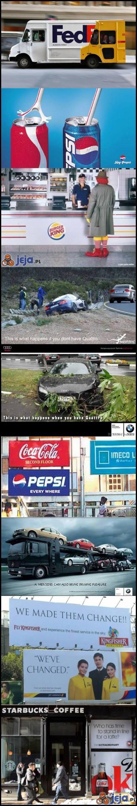 Wojny reklamowe