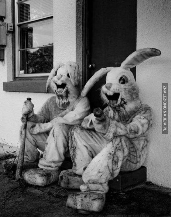 Wielkanocne króliczki