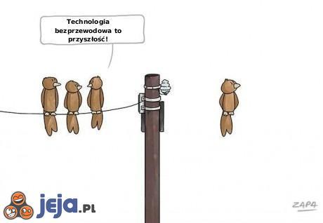 Technologia bezprzewodowa w praktycznym zastosowaniu