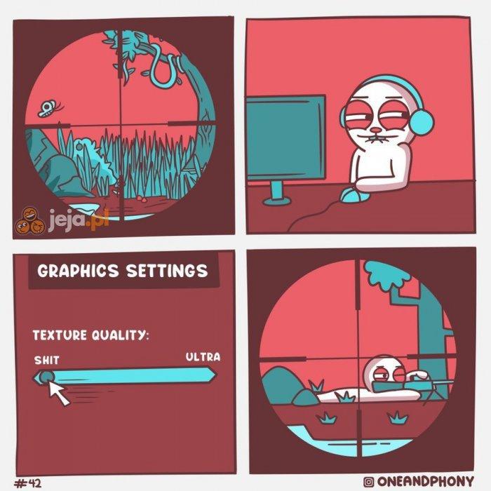 Czasem warto mieć złomiasty komputer