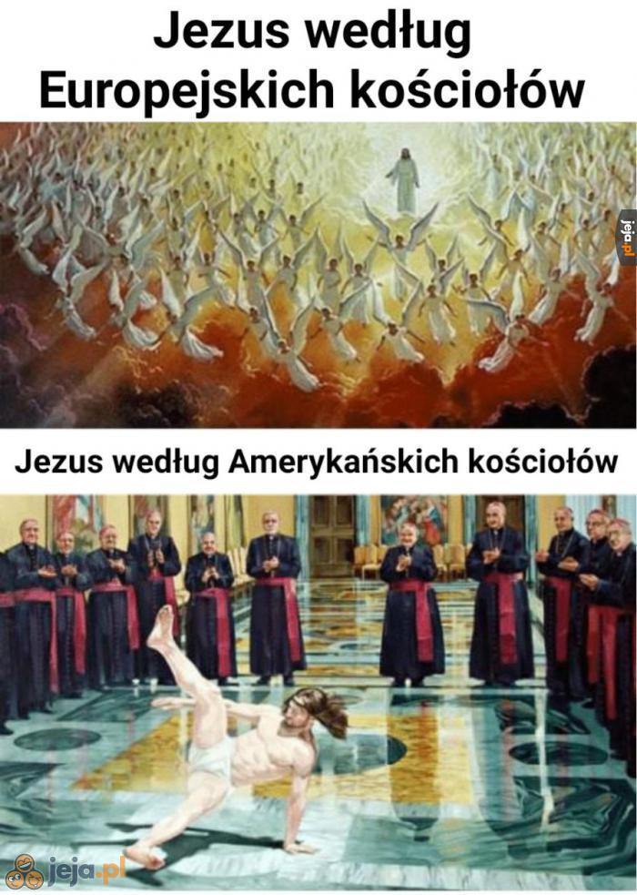 Jezus to mój ziomek