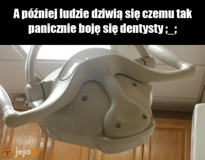 Dentysta czy sadysta?