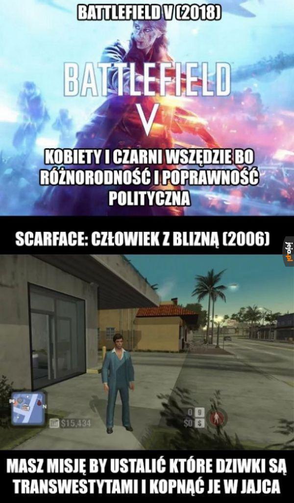 Zmienia się w branży gier