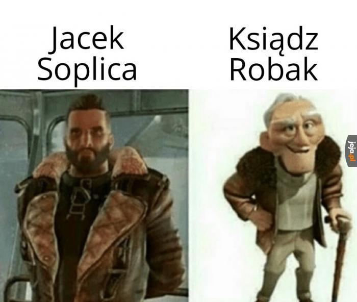 Dziwnie podobni