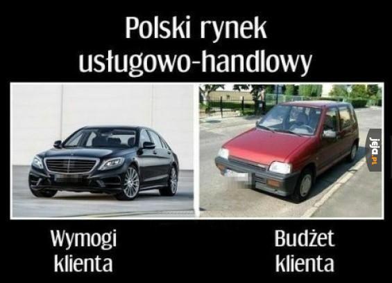 Dużo, tanio w... Polsce?