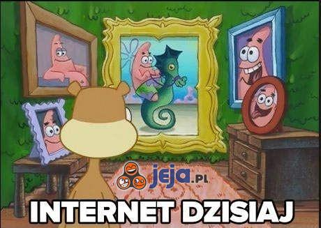 Jak wygląda dzisiejszy internet