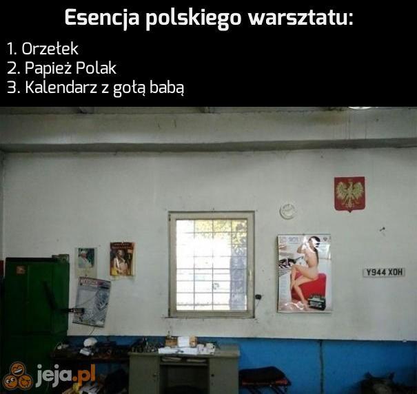 Najbardziej polskie miejsce ever