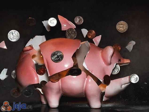 Rozbić świnkę