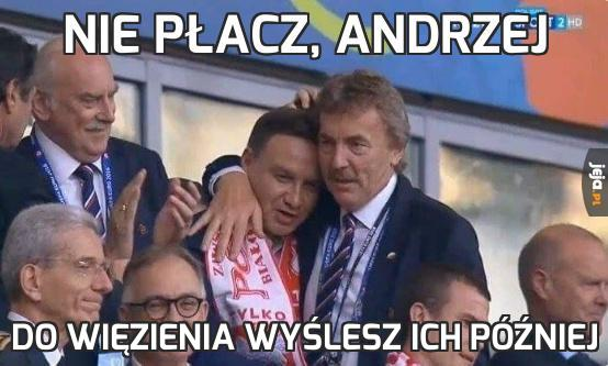 Nie płacz, Andrzej