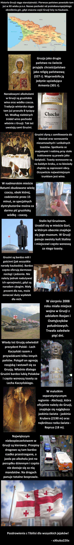 Ciekawostki o Gruzji