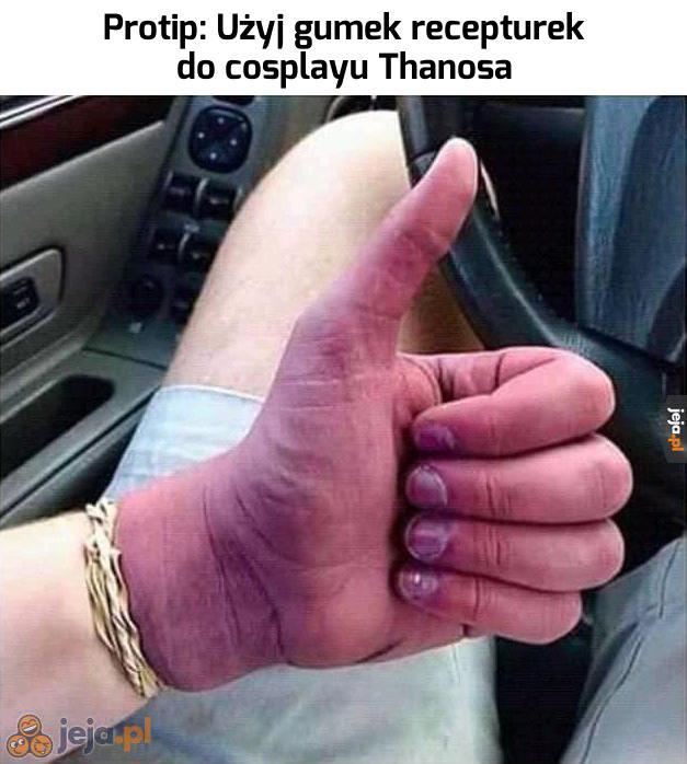 Łatwy cosplay