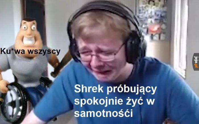 Fabuła Shreka w skrócie