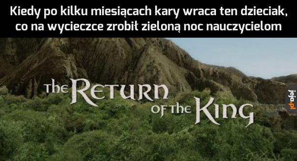 On.... On powrócił!!