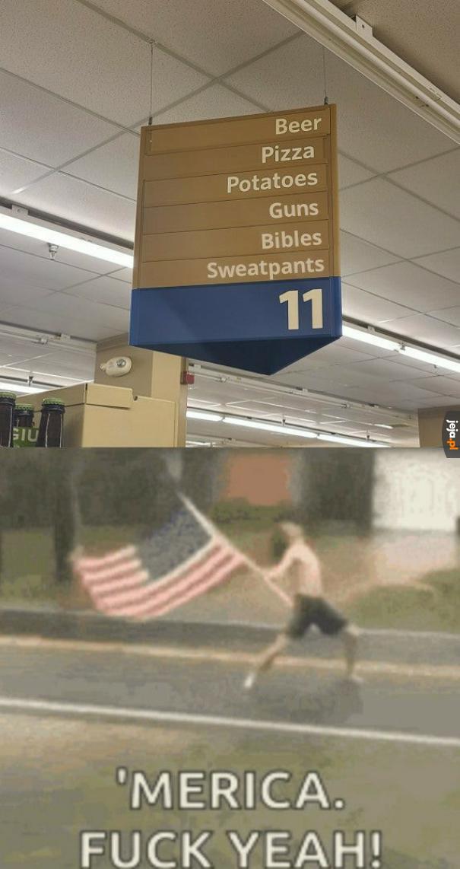 Amerykański sklep