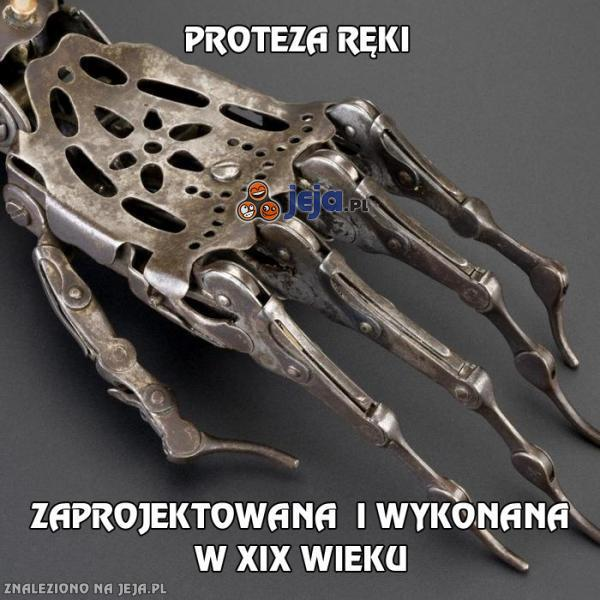 Proteza ręki