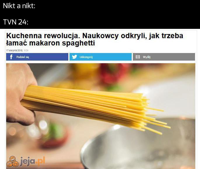 Kuchenna rewolucja!