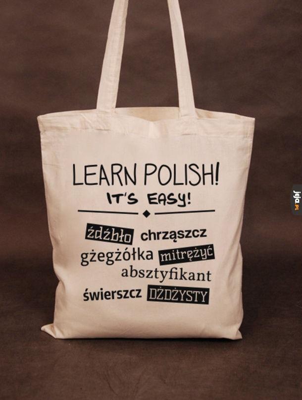 Język polski taki prosty