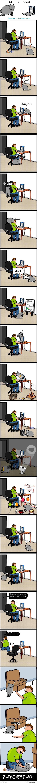 Kot kontra internet