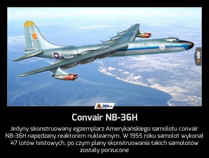 Convair NB-36H