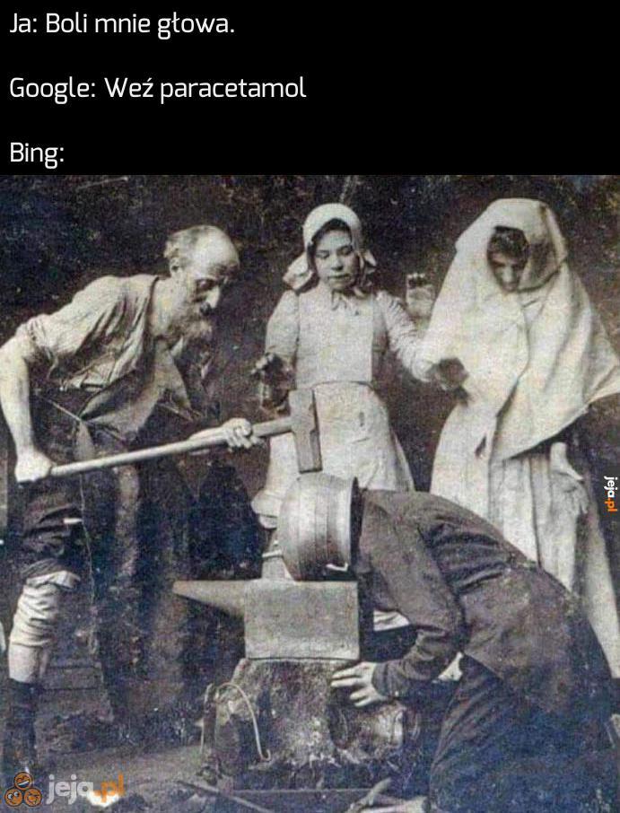 Sposoby leczenia bólu głowy w 1890 to było coś