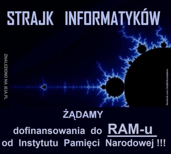 Strajk informatyków