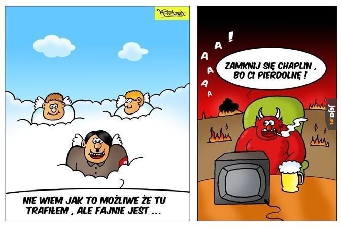Hitler w raju