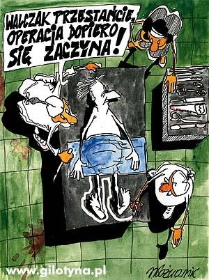 Operacja w Polsce