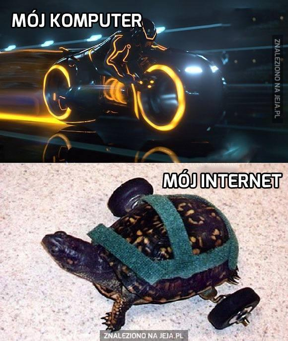 Komputer vs. Internet