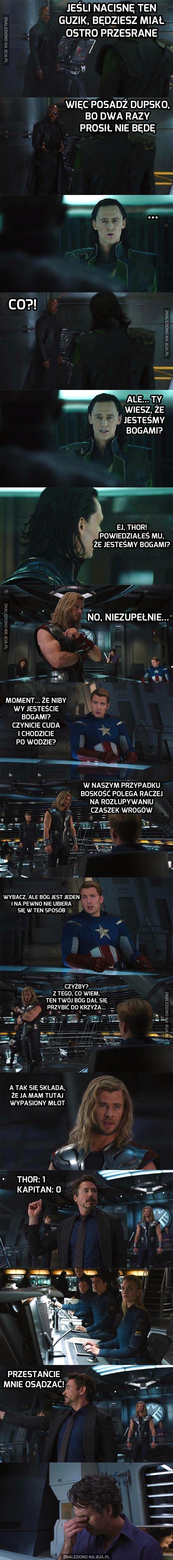 Wiadomo, o czym będzie Avengers 3