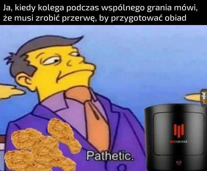 Co za biedak