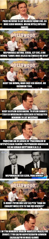 Tarantino o starych filmach