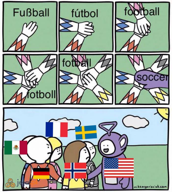 Ach, ci Amerykanie