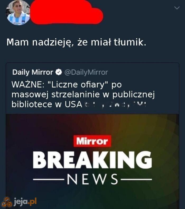 Najświeższe wiadomości