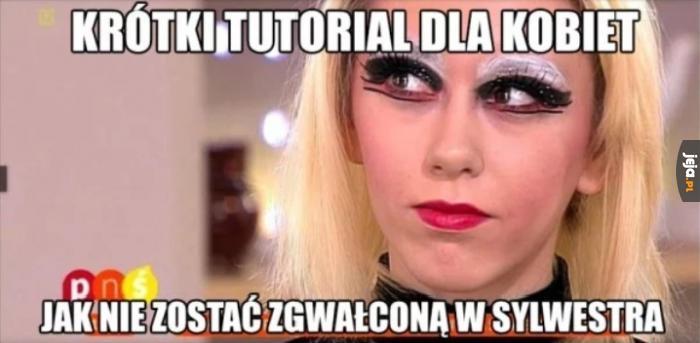 Sylwestrowy Makijaż Jejapl