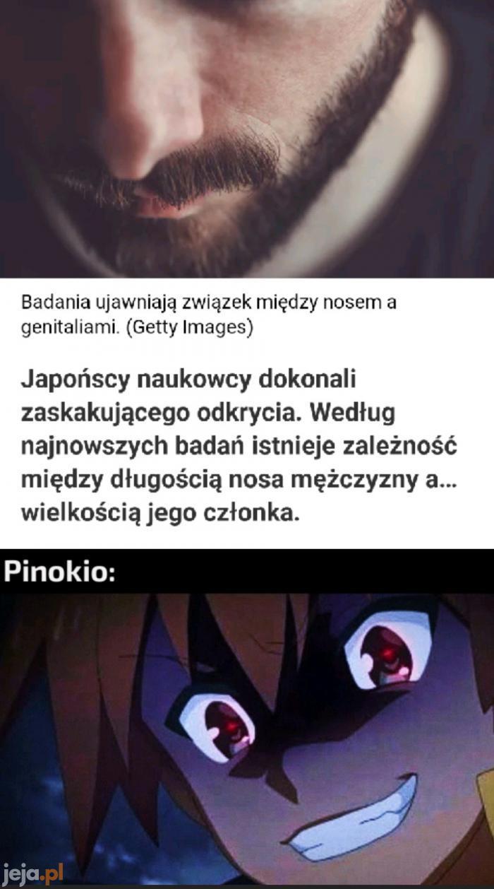 Teraz Pinokio może być teraz gwiazdą niektórych filmów