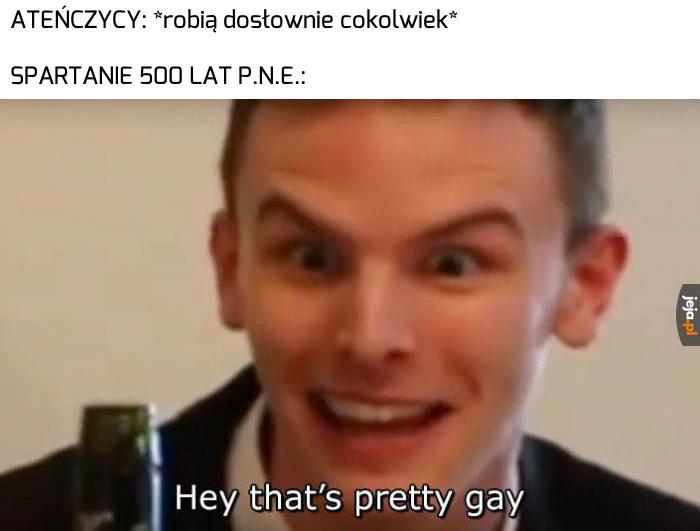 To gejowe