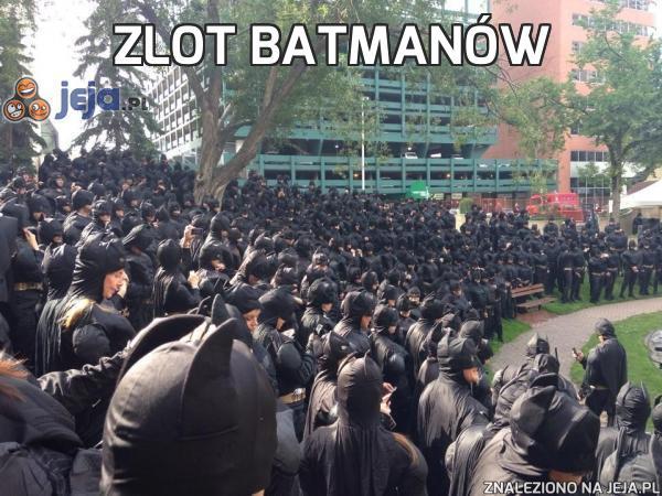 Zlot Batmanów