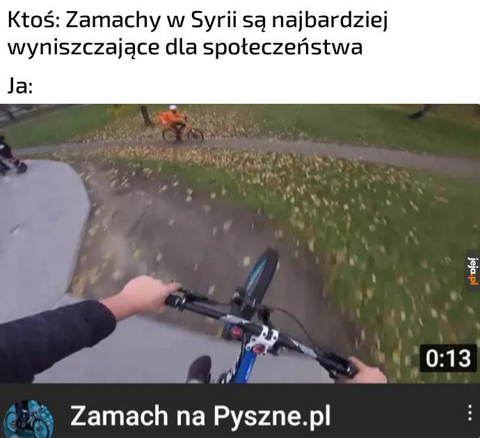 Największy zamach dzisiejszej Polski