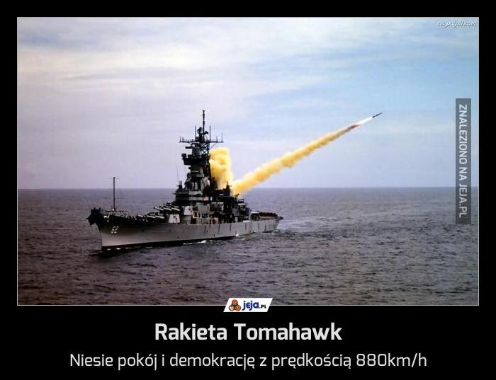 Rakieta Tomahawk